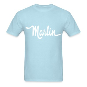 Marlin script - Men's T-Shirt