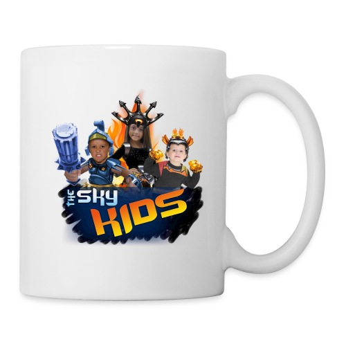 The Sky Kids Coffee Mug - Coffee/Tea Mug