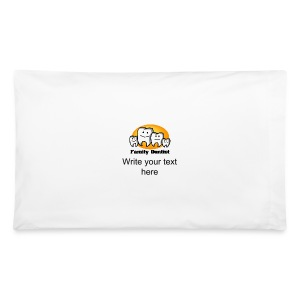 Family Dentist Pillow Case - Pillowcase