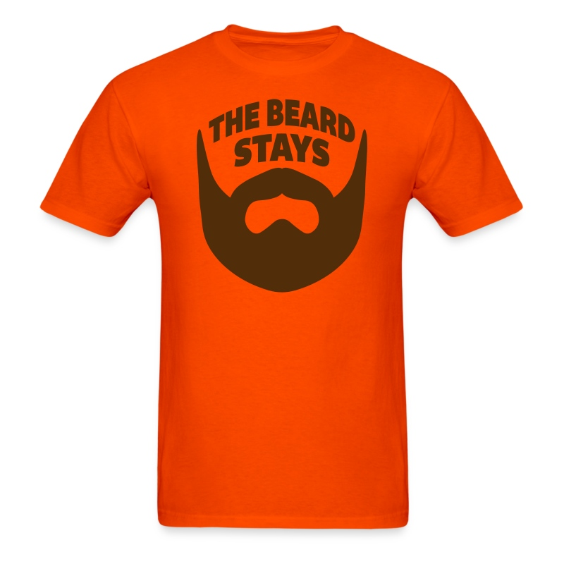 thebeardstays - Men's T-Shirt