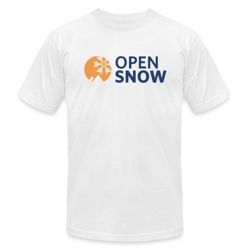 Men's White T-Shirt - Men's  Jersey T-Shirt