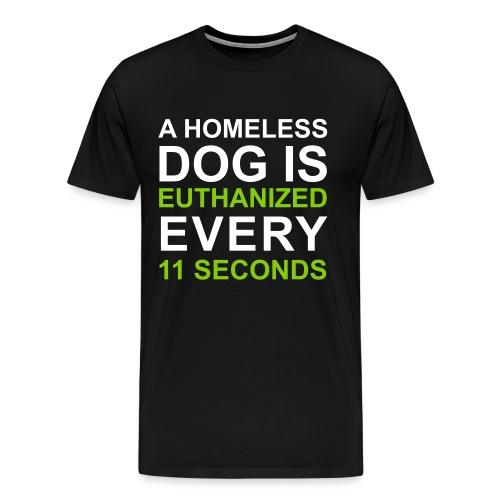 11 Seconds - Men's Premium T-Shirt