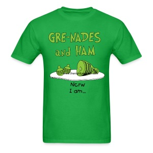 Grenades & Ham - Men's T-Shirt