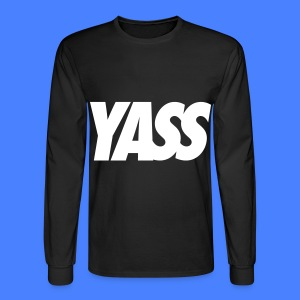 Yass Long Sleeve Shirts - Men's Long Sleeve T-Shirt