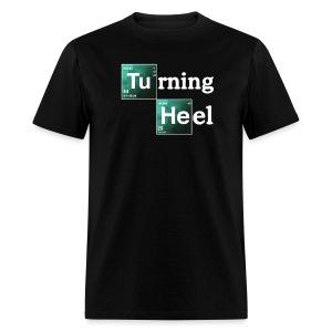 Turning Heel (Men) - Men's T-Shirt