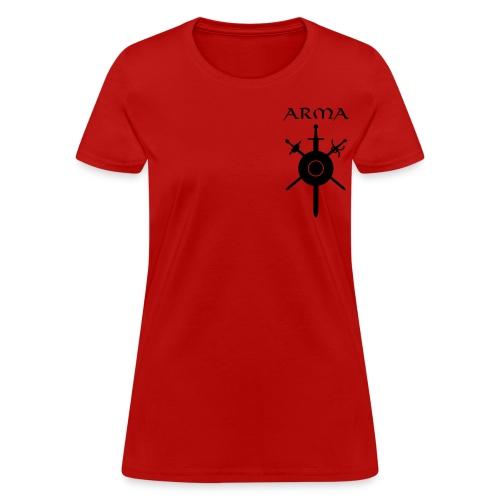 Women's/Unisex Zippered Hoodie - Women's T-Shirt