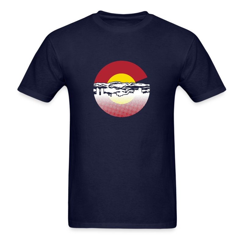Denver - Men's T-Shirt