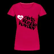 T-Shirts ~ Women's Premium T-Shirt ~ Article 17145434
