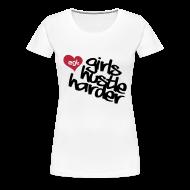 T-Shirts ~ Women's Premium T-Shirt ~ Article 17145436
