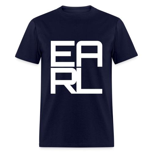Earl Logo Easy Fit (White) - Men's T-Shirt