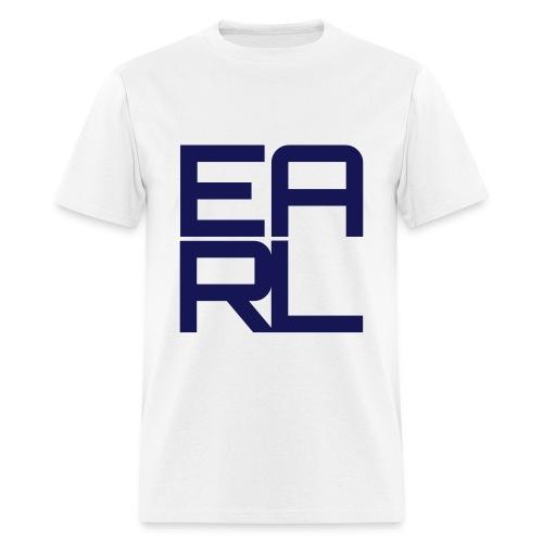 Earl Logo Easy Fit (Navy) - Men's T-Shirt