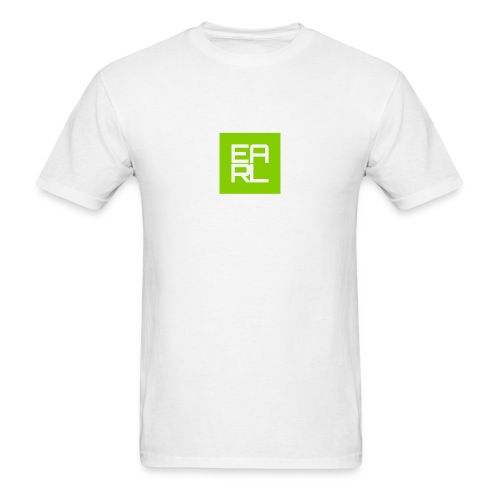 Earl Logo Easy Fit (Green) - Men's T-Shirt