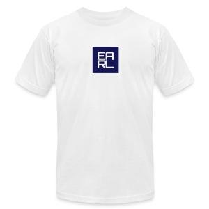 Earl Logo (Navy) - Men's Fine Jersey T-Shirt