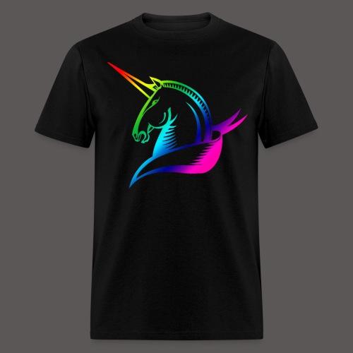 GAY UNICORN - Men's T-Shirt
