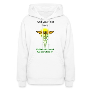 Medical Center Women's Hooded Sweatshirt - Women's Hoodie