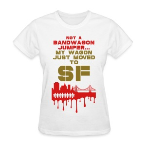 Bandwagon - Women's T-Shirt