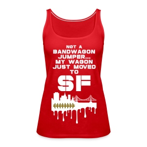 Bandwagon - Women's Premium Tank Top