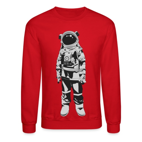 Space Man  - Crewneck Sweatshirt