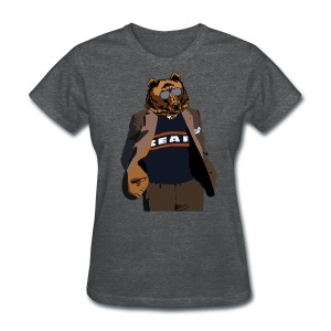 Da Bear Coach - Women's T-Shirt