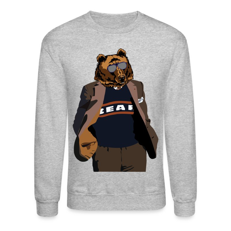 Da Bear Coach - Crewneck Sweatshirt