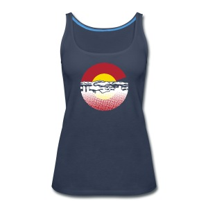 Denver - Women's Premium Tank Top