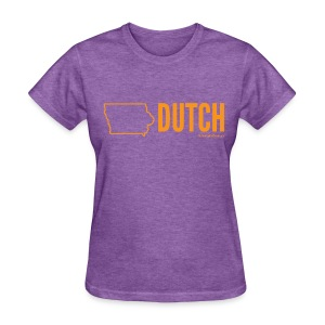 Iowa Dutch (orange) - Women's T-Shirt