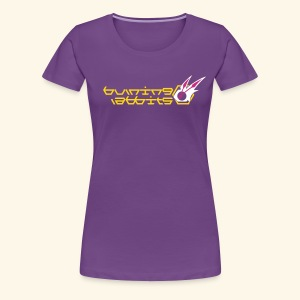Burning Rabbits (free shirtcolor selection) - Women's Premium T-Shirt