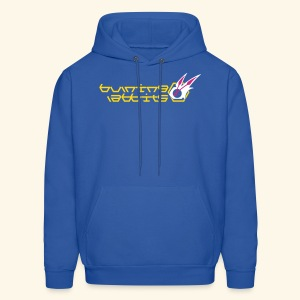 Burning Rabbits (free shirtcolor selection) - Men's Hoodie