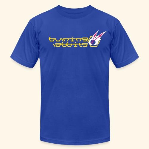 Burning Rabbits (free shirtcolor selection) - Men's Fine Jersey T-Shirt