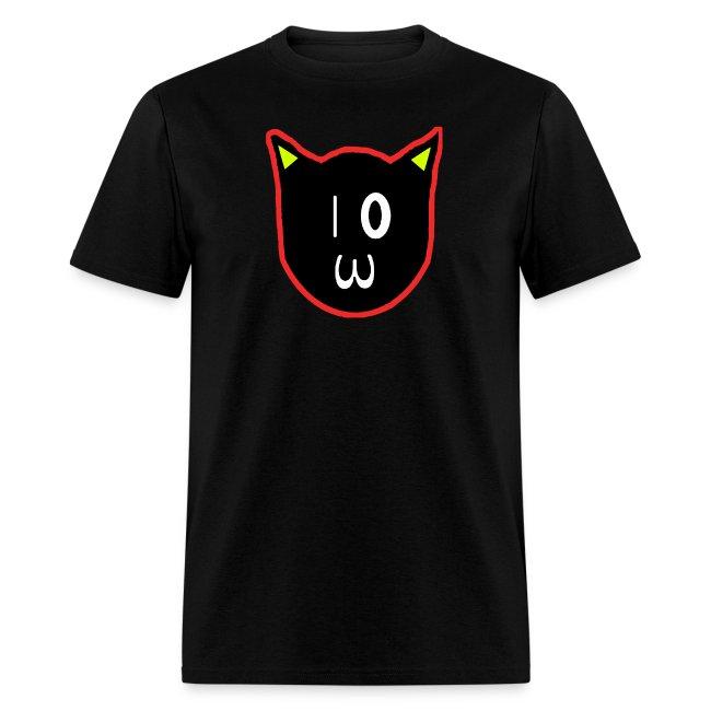 CreepyCat Logo Tee