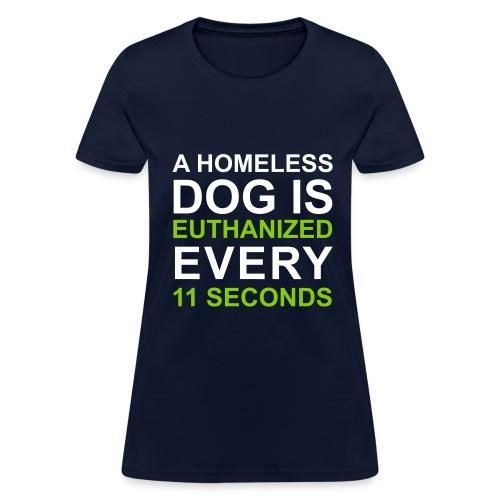 11 Seconds - Women's T-Shirt