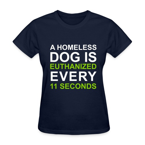 11 Seconds - Women's T-Shirt