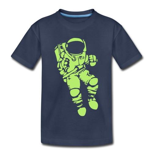 Astronaut Girl - Kids' Premium T-Shirt