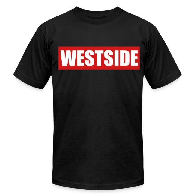 """WestSide Tee/ """"LA"""" on Sleeves"""