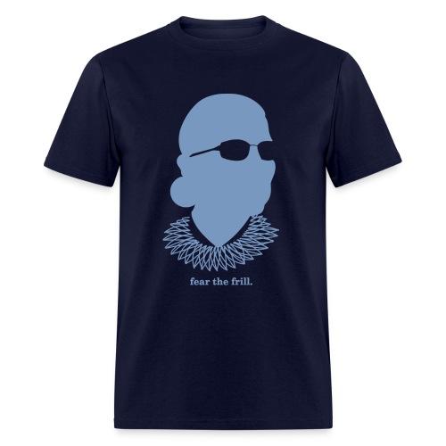 Fear the Frill (Gildan) - Men's T-Shirt