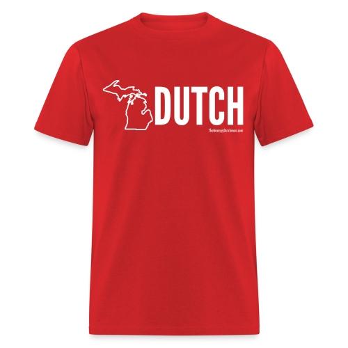 Michigan Dutch (white) - Men's T-Shirt