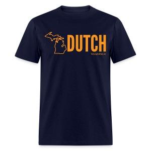 Michigan Dutch (orange) - Men's T-Shirt