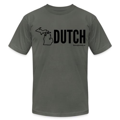 Michigan Dutch (black) - Men's  Jersey T-Shirt