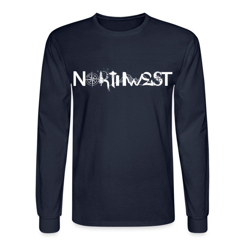 Northwest - Men's Long Sleeve T-Shirt