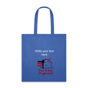 Real Estate Agent Tote Bag - Tote Bag