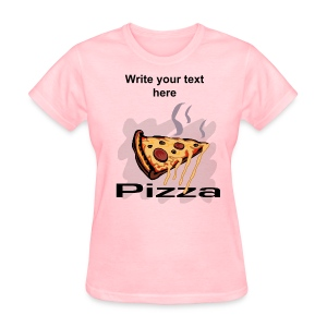 Pizza Restaurant Women's T-Shirt - Women's T-Shirt
