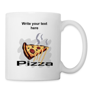 Pizza Restaurant Coffee And Tea Mug - Coffee/Tea Mug