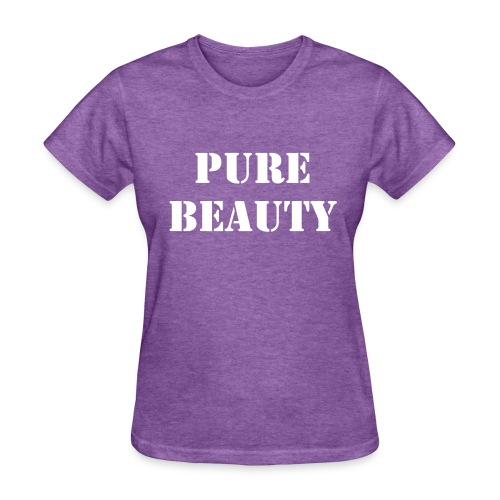 Pure Beauty T - Women's T-Shirt