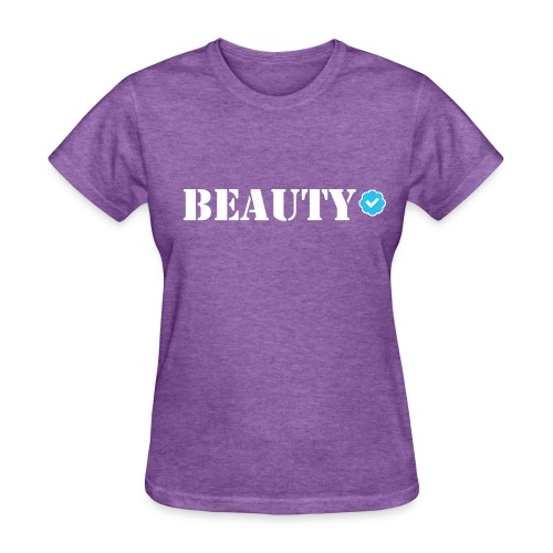 Certified Beauty T - Women's T-Shirt