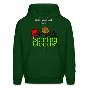 Sporting Goods Men's Hooded Sweatshirt - Men's Hoodie