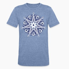 Elven Star, Heptagram, Perfection & Protection T-Shirts