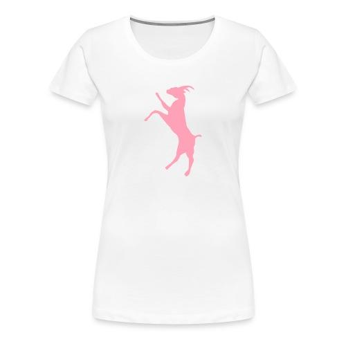 Goat Brand Women's Premium Tee - Women's Premium T-Shirt