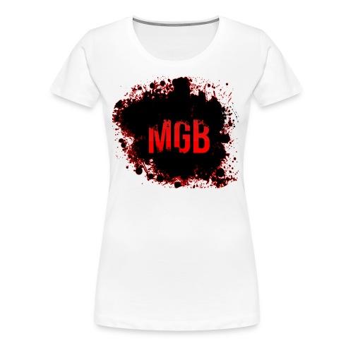 Sexy MGB - Women's Premium T-Shirt