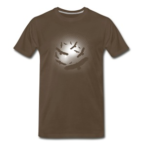 Vultures - Men's Premium T-Shirt