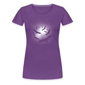 Vultures - Women's Premium T-Shirt